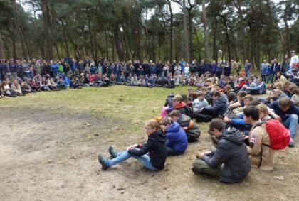 Scouts op RSW 2017