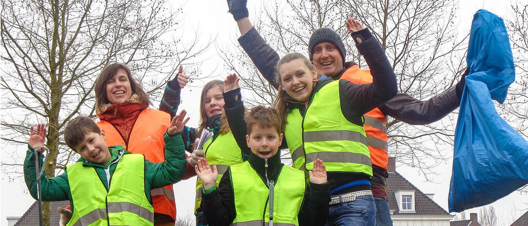 Acties van Scouting Brandevoort