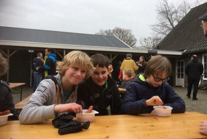 Snerttocht 2018 - Scouting Brandevoort