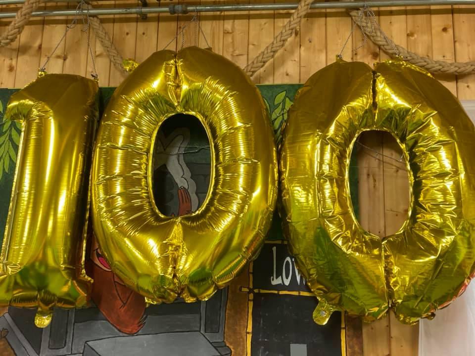 Scouting Brandevoort-Welpen 100 jaar